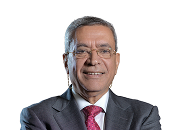 Emad Azmy, The President of ASGC