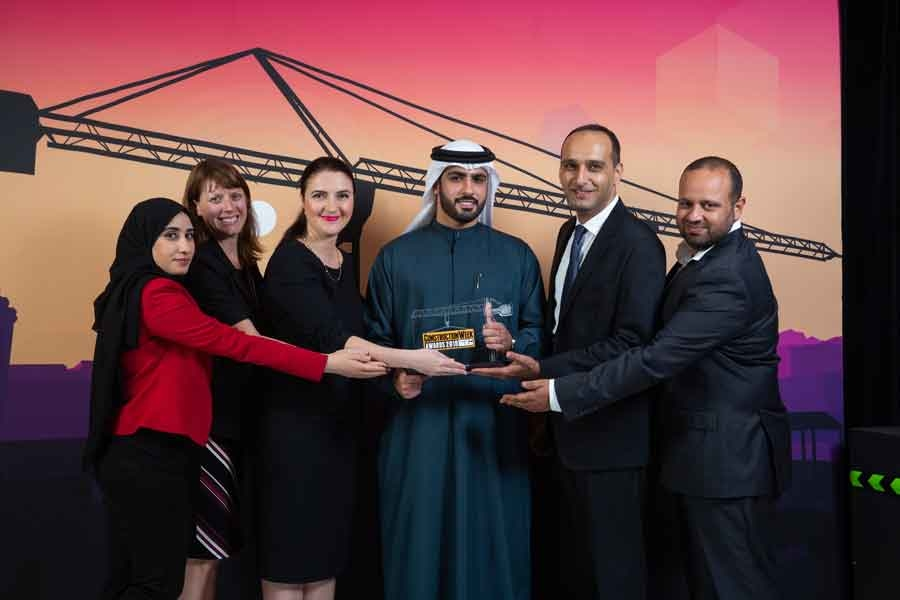 Coca Cola Arena is Hospitality Project of the Year