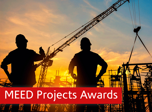 MEED reveals national winners of prestigious projects awards
