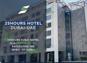 """ASGC successfully handed over """"The 25hours Hotel One Central"""" project"""