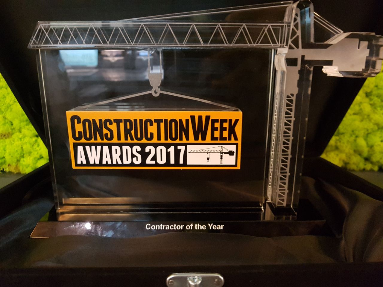 Contractor of the Year 2017