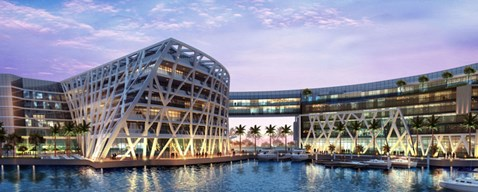 Marina Bloom project in Abu Dhabi moves step closer to completion