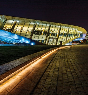 Etihad Museum | Social Infrastructure Projects Dubai