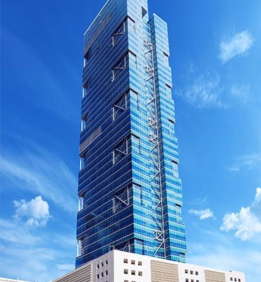 The One Tower | Commercial Buildings Construction Companies in Dubai