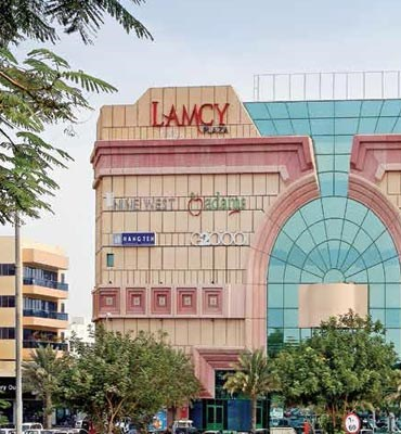 Lamcy Plaza | Commercial Buildings Construction Companies in Dubai | Construction Companies in UAE