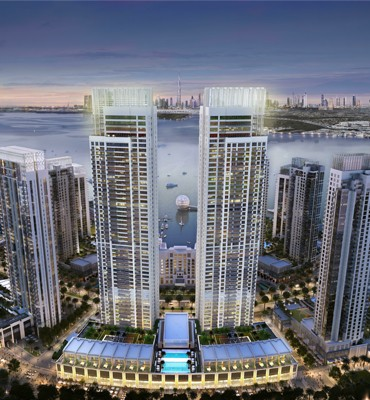 Project By ASGC Residential  Buildings Construction Companies in Dubai | Harbour Views