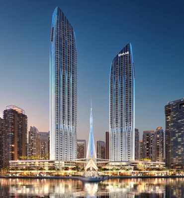 he Address Harbour Point Luxury  5star Hotel | High Rise Buildings Construction Companies In Dubai | Building Construction Company Duba
