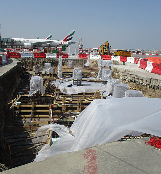 Dubai International Airport Improvement Works