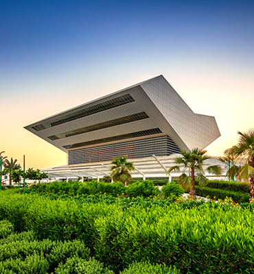 MBR Library | Social Projects Construction Companies in Dubai