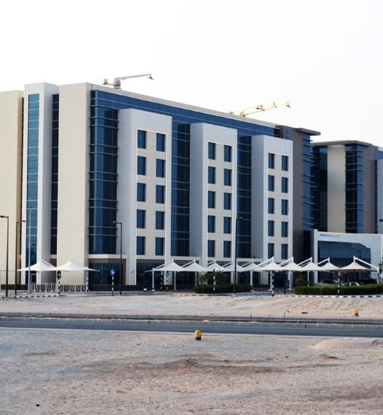RUWAIS HOUSING COMPLEX EXPANSION - PHASE 3