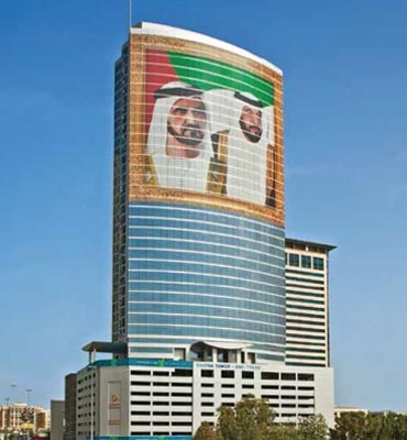 Al Shatha Tower | Commercial Buildings Construction Companies in Dubai