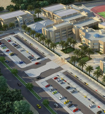 The International  School of Choueifat, Ruwais, Abu Dhabi | General Contracting Company In Abu Dhabi