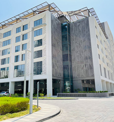 One Central H2B Hotel | Leading Construction Company UAE