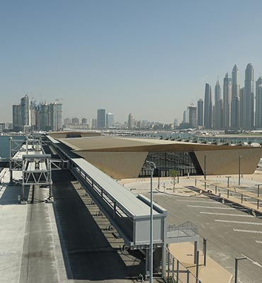 Social Infrastructure Projects | Dubai Harbour Cruise Terminal