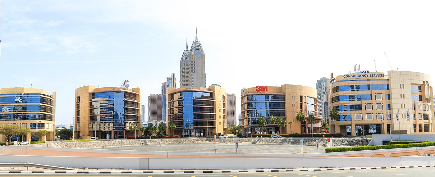 Internet City Phase III | Commercial Buildings Construction Companies in Dubai