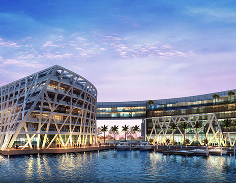 Marina Bloom | Hotel Projects Construction Companies in Dubai
