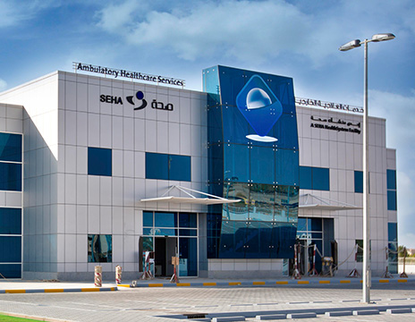 Ambulatory Hospitals | Hospital Construction Companies In Dubai | General Contractor Abu Dhabi
