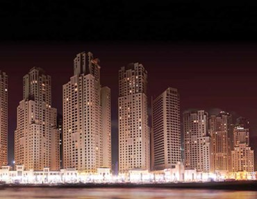 Jumeirah Beach Residence (JBR) | High Rise Buildings Construction Companies In Dubai | Building Construction Company Dubai