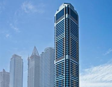 Al Tayer Tower | Building Construction Company UAE
