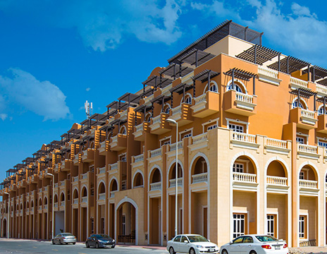 Seasons Community | Residential  Buildings Construction Companies in Dubai