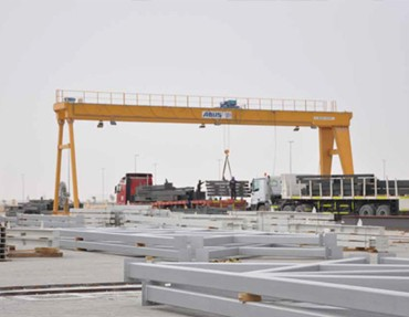ASSENT Factory | Industrial Construction Companies in Dubai