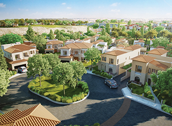 Levana (Egypt, 121 Villas & Townhouses) | Residential  Buildings Construction Companies in Dubai