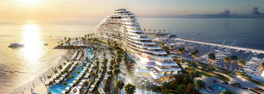 Marsa Al Arab Hotel | Hotel Projects Construction Companies in Dubai