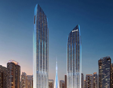 High Rise Buildings Construction Companies In Dubai | Building Construction Company Duba