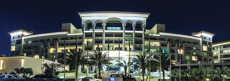 Waldorf Astoria - Palm Jumeirah | Construction Companies In UAE | Turnkey Contractor UAE