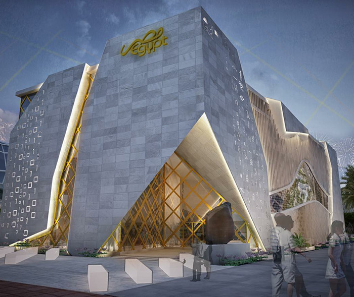 Expo 2020 Egypt Pavilion | Expo 2020 project