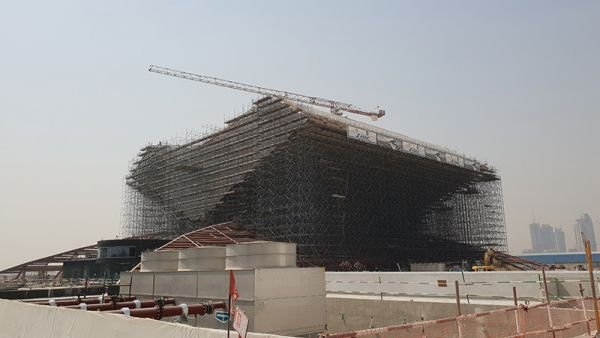 Leading Construction Companies In UAE | General Contractor